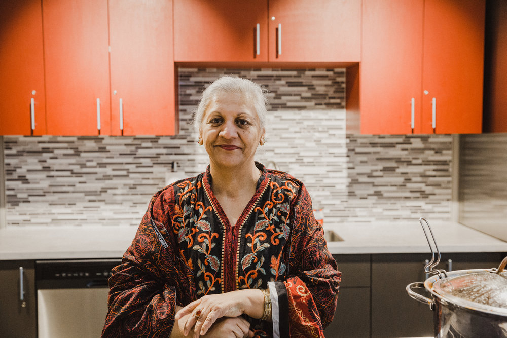 Sohaila Humayon, Owner/Chef of Sohaila's Kitchen.
