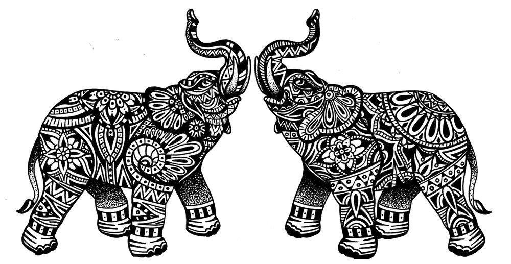 Tattoo Design - Jeff Halevy