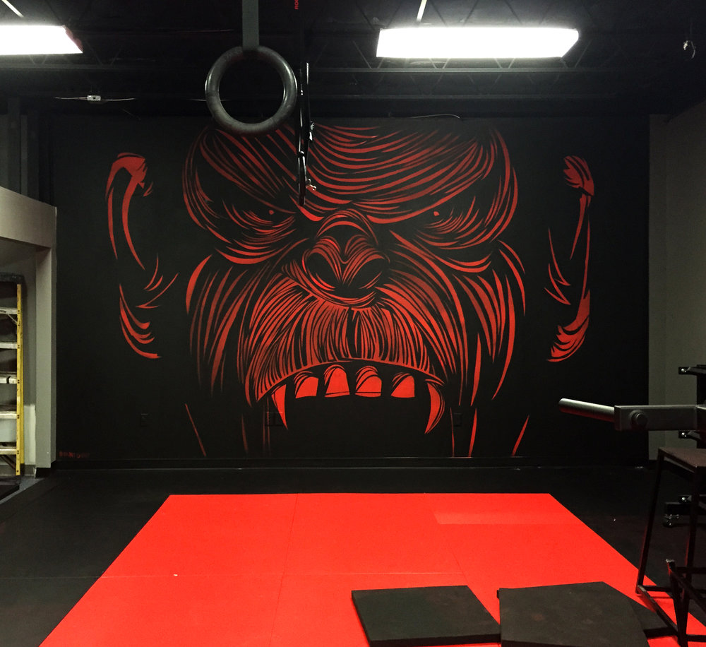 MonkeyBar Gym  - New Orleans