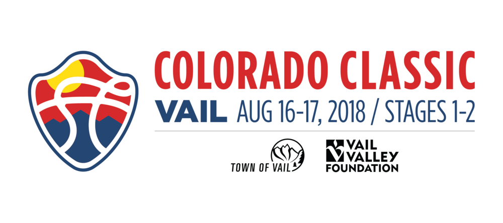 Colorado Classic, Vail CO -  August15-17, 2018