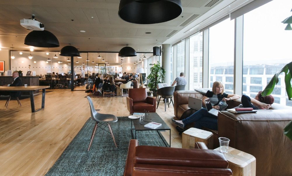 Image from WeWork Moorgage