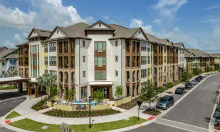 Circa at Fishhawk Ranch - Framework was the fee developer for this 260-unit luxury apartment project by Newland Communities, its first multi-family development within the award-winning Fishhawk Ranch in Lithia, FL. Construction began in May 2014, and was completed in December 2015.