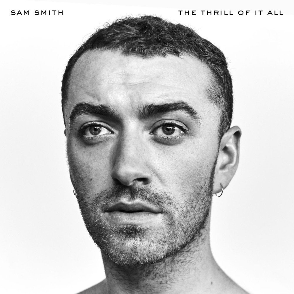 Too Good At Goodbyes - Sam Smith Album Cover