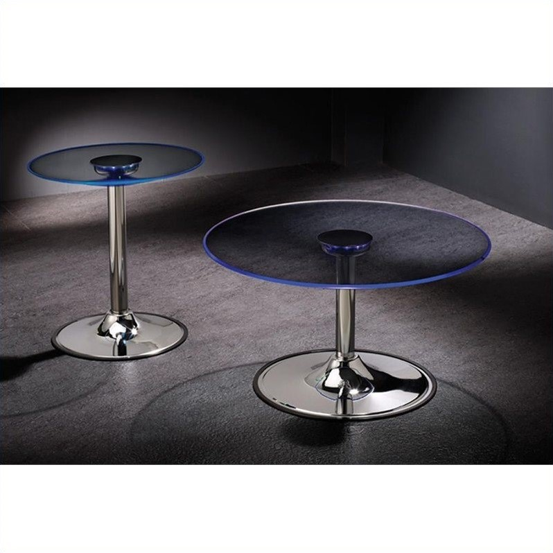 LED End Table