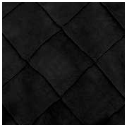 Black Pintuck