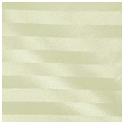 Ivory Satin Stripe