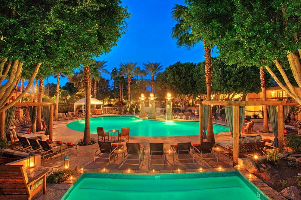Caleo Resort & Spa - Scottsdale, AZ • 204 Keys • Hospitality • Acquired 1995 • Sold 2005
