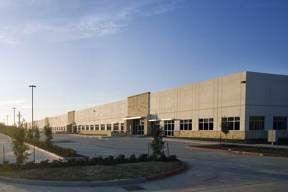 Beltway at Bammel - Houston, TX • 326,400 SF • Industrial • Acquired 2006 • Sold 2007