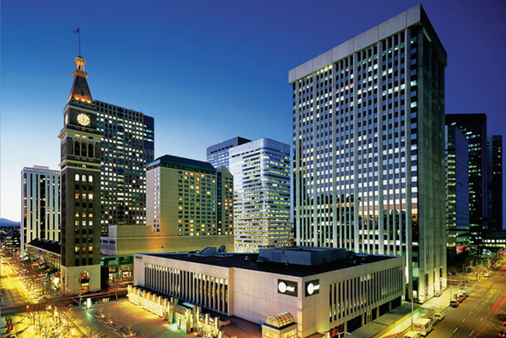 Independence Plaza - Denver, CO • 567,286 SF • Office • Acquired 1993 • Sold 2007