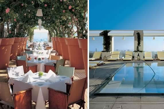 Mondrian Hotel - West Hollywood, CA • 238 Keys • Hospitality • Acquired 1994 • Sold 1998