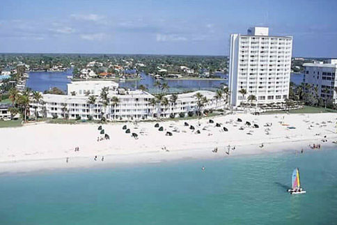 La PLaya Beach Resort - Naples, FL • 191 Keys • Hospitality • Acquired 1994 • Sold 2000