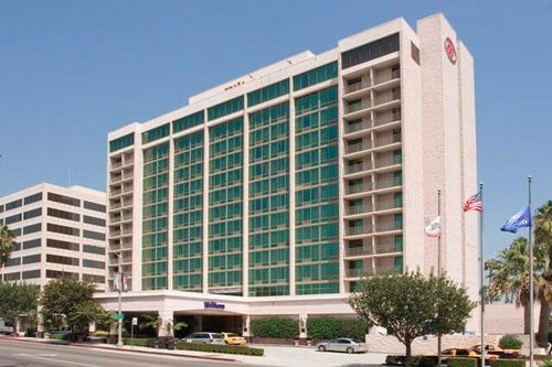Pasadena Hilton - Pasadena, CA • 296 Keys • Hospitality • Acquired 2005 • Sold 2015
