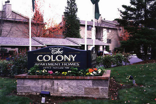 Colony - Federal Way, WA • 180 Units • Residential • Acquired 1998 • Sold 2002