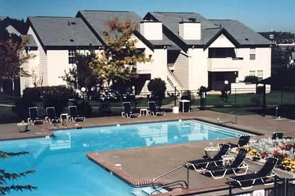 Overlook at Murray Hill - Beaverton, OR • 204 Units • Residential • Acquired 1997 • Sold 2003