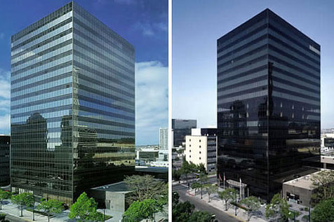 110 Plaza - San Diego, CA • 318,685 SF • Office • Acquired 1997 • Sold 2003