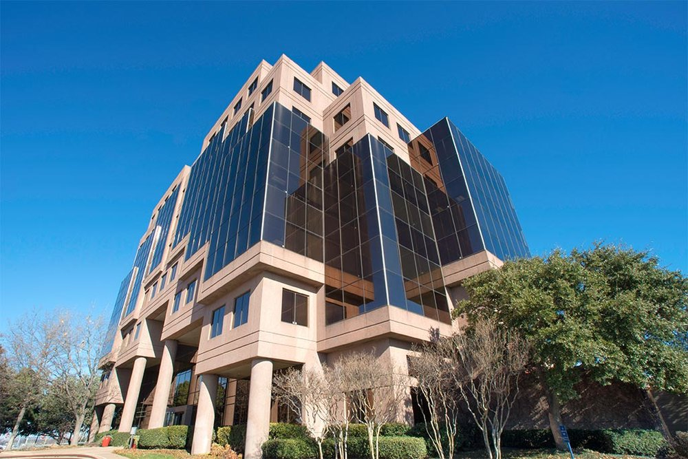 Skymark Tower - Arlington, TX • 109,614 SF • Office • Acquired 1992 • Sold 1996