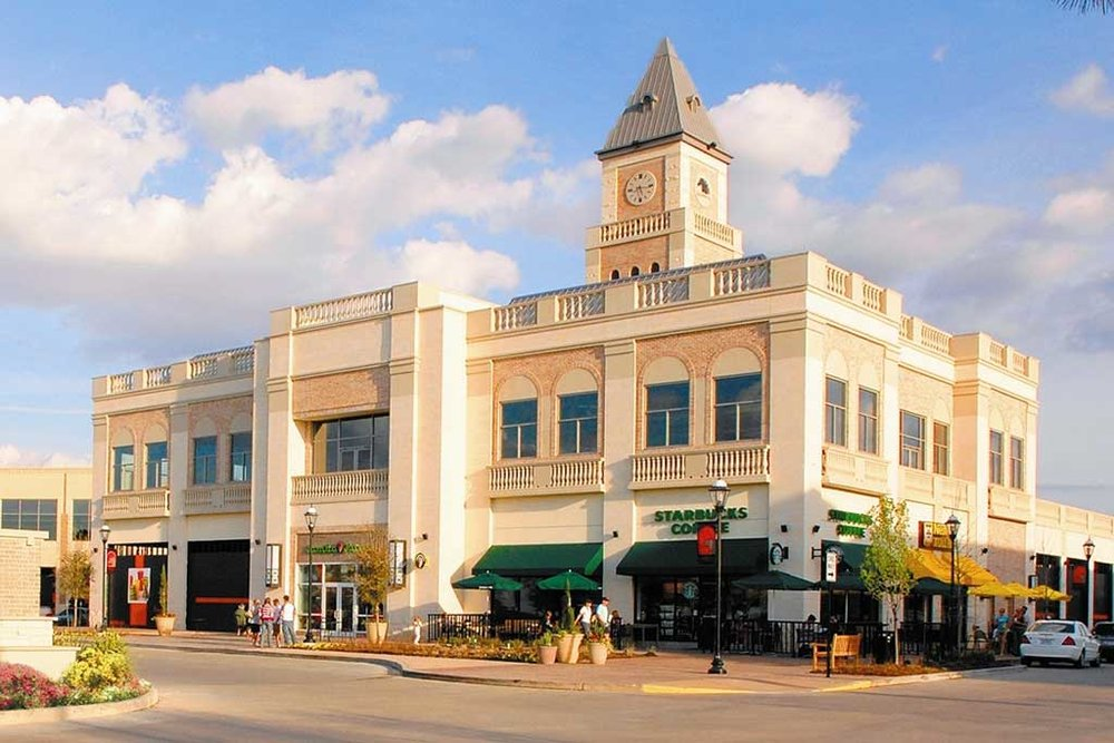 LaCenterra at Cinco Ranch - Katy, TX • 257,636 sqm • Retail • Acquired 2005 • Sold 2017