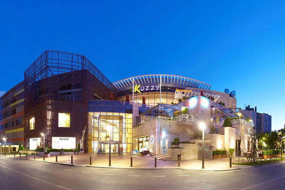 Kozzy SHOPPING CENTER - Istanbul, Turkey • 14,500 sqm • Retail • Acquired 2007 • Sold 2018