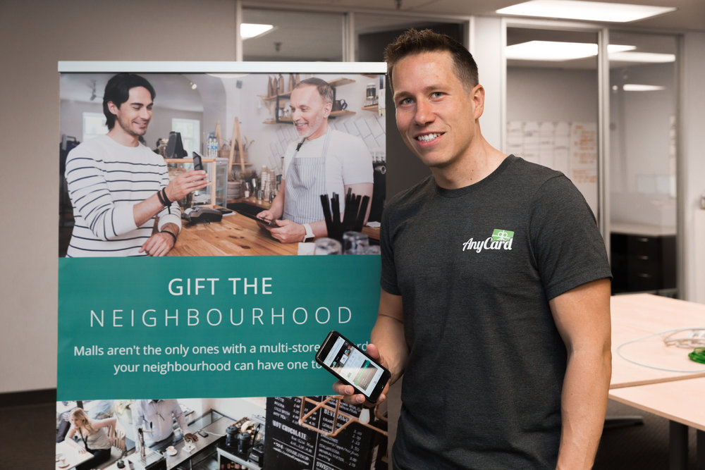 Anycard Brings E Gift Cards To Digital Main Street Gift The