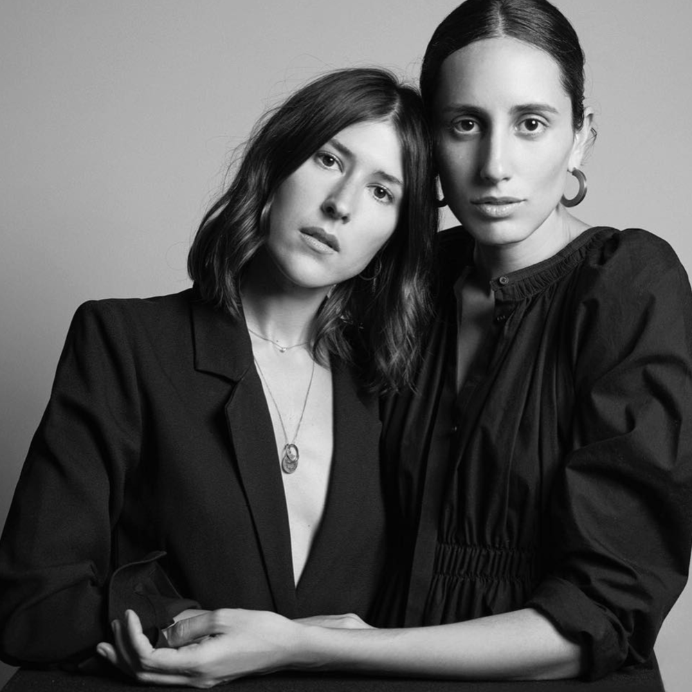 ILONA HAMER & ALEXANDRA NATAF  fashion director of unconditional magazine, co-founder of matteau.swim, photographer & creative director of Unconditional Magazine.  @ilona_hamer   @alexandranataf