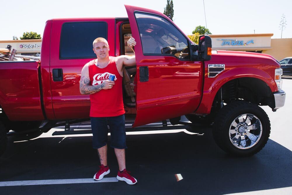 Truck Lift Kit San Diego, California.