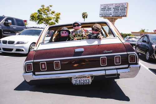 Custom Car Work & Car Service at San Diego Car Stereo