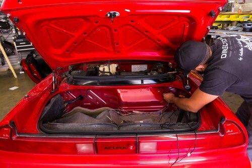 Custom Auto Work at San Diego Car Stereo