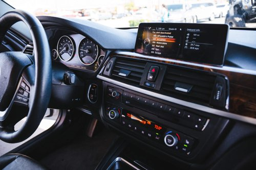 Car Bluetooth Stereo System for Handsfree Calls