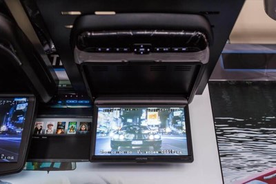 Car Video Player Installation in San Diego