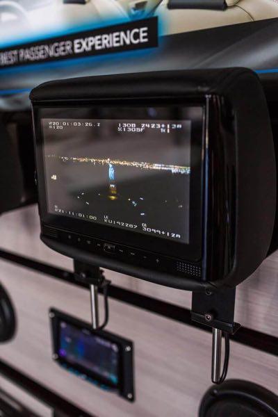 Car Headrest TV Installation in San Diego Car Stereo