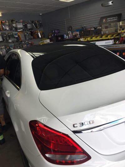 Tinted Windows at San Diego Car Stereo