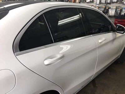 Get a great window tint at San Diego Car Stereo