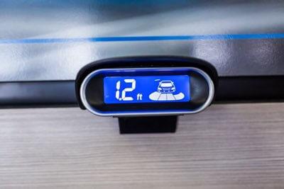 Car Backup Sensor for Car Accident Avoidance