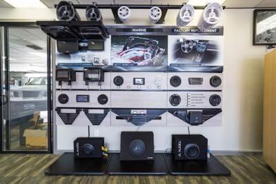 Waterproof Stereo System & Speaker Installation