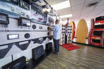 Boat Audio Installation at San Diego Car Stereo