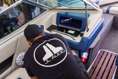 Install a Boat Stereo System in San Diego