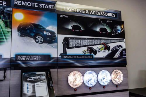LED Lighting Installation at San Diego Car Stereo