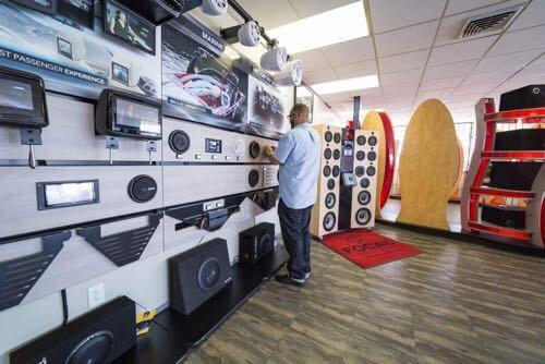 Marine Audio & Boat Stereo System