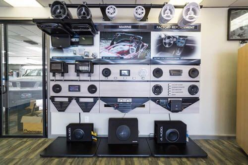 JL Audio Stereo System & Speaker Installation