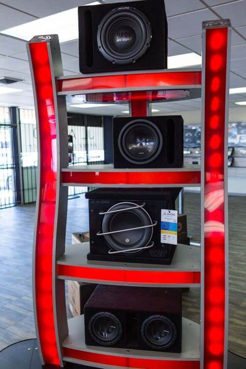 Amazing Car Speakers & Stereo System Installation