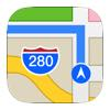 Apple Maps on Apple CarPlay
