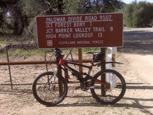 Best offroad trails San Diego