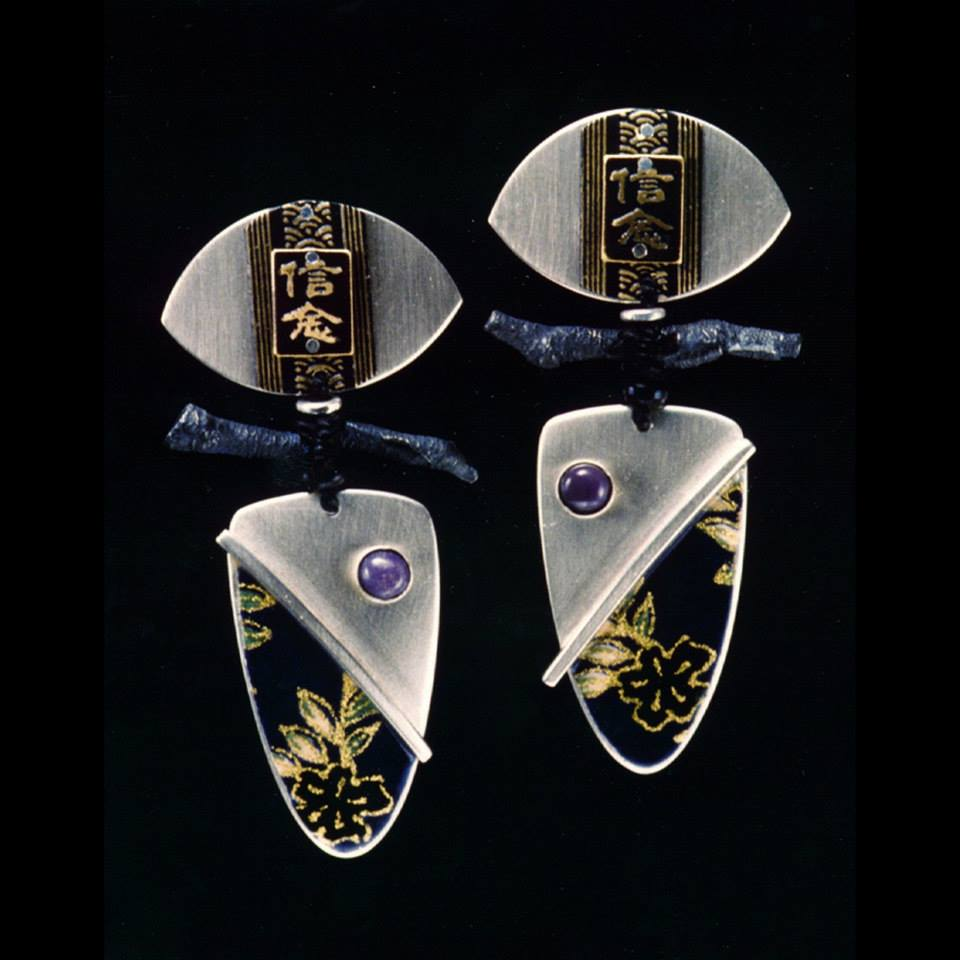 Faith earrings 1995