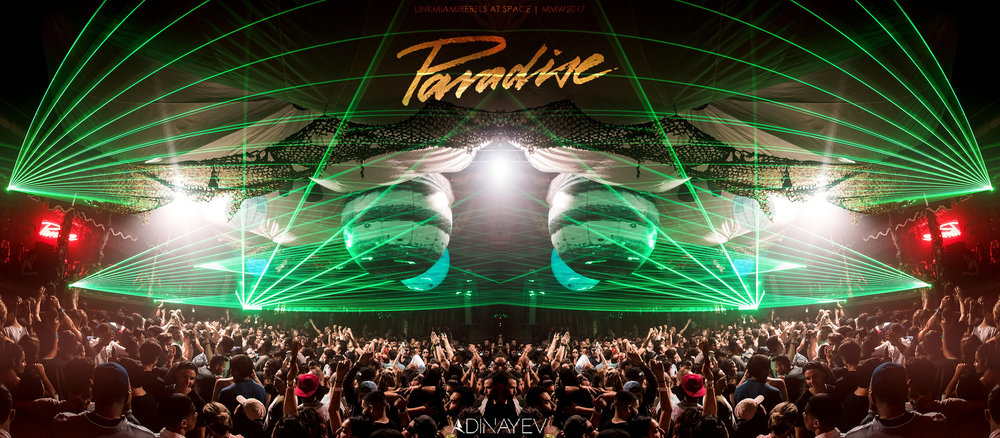 Paradise in Space / MMW2017 / March 23