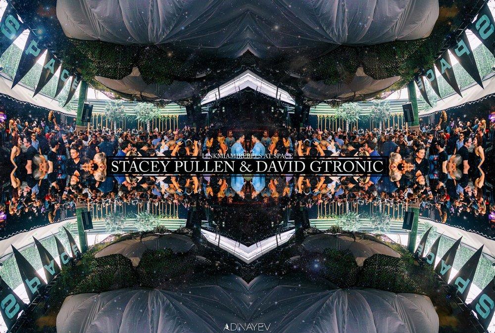 Stacey Pullen & David Gtronic / April 8