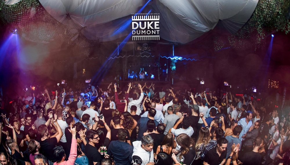 Duke Dumont & Yaya / April 15