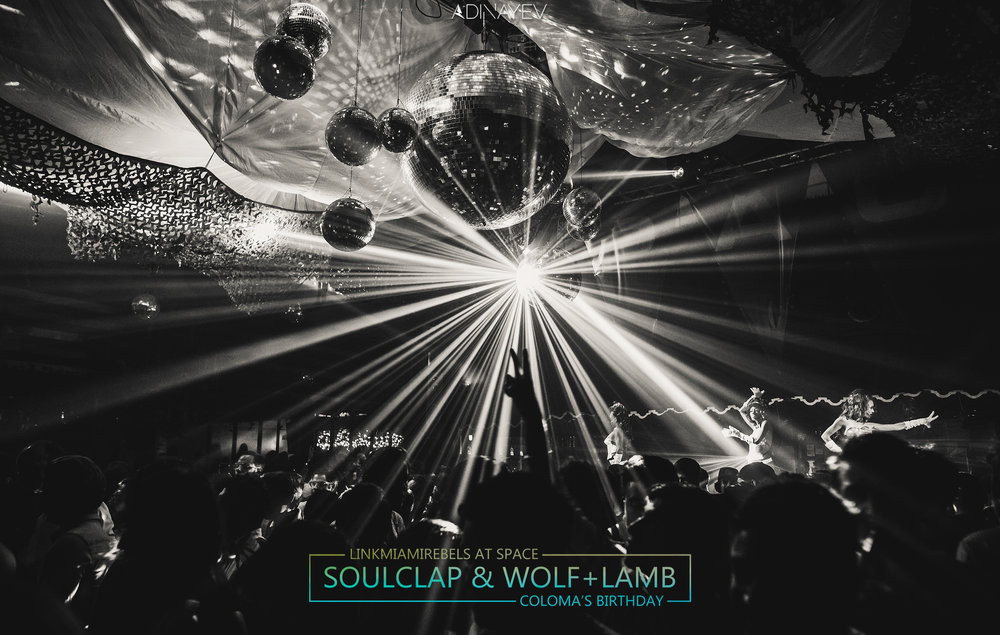 Wolf & Lamb v. Soul Clap / May 13