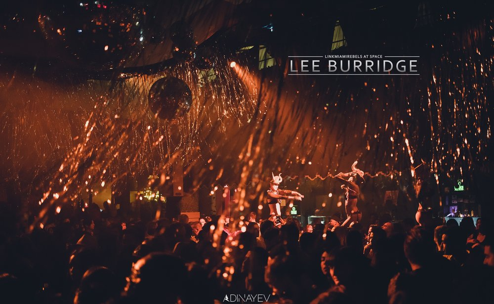Lee Burridge & Hoj / June 24