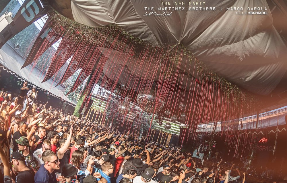 The Martinez Brothers & Marco Carola / March 25