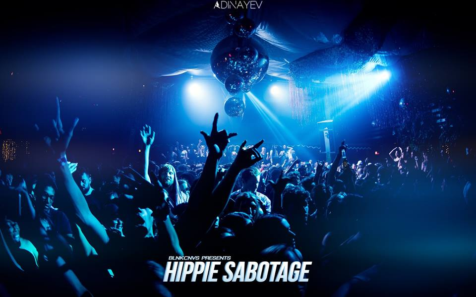 Hippie Sabotage / July 13